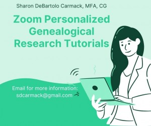 Zoom Personalized Research Tutorials